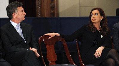 Argentina, un país con dos presidentes en las redes sociales