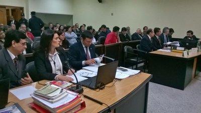 'Robo del siglo' a Cajubi: a un día de la sentencia