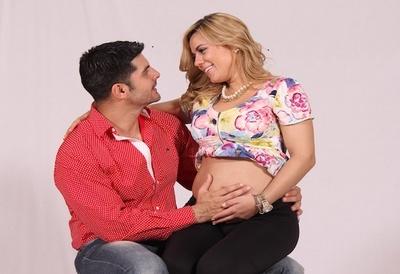 Lizarella Valiente ya está en su casa recuperandose de la perdida de su bebé.
