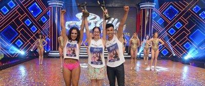 Fabi Martínez y Coco Bordón son los ganadores del  Baila Conmigo 2015