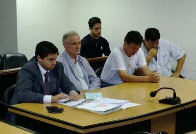 Tribunal ratifica prisión en Tacumbú de tres exconsejeros de la Cajubi