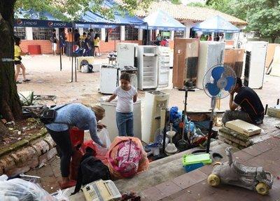 Campaña Corazones Abiertos edición 2015 logró sumar G. 158.000.000