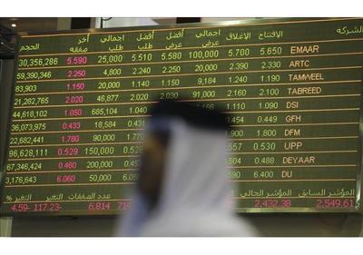 Las bolsas de los países del Golfo caen hasta un 6 por ciento por el petróleo e Irán