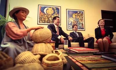 Gobierno ratificará en Ecuador compromiso de lucha contra la pobreza
