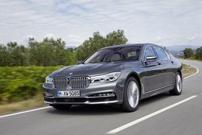 BMW se supera a sí mismo con su nuevo sedán