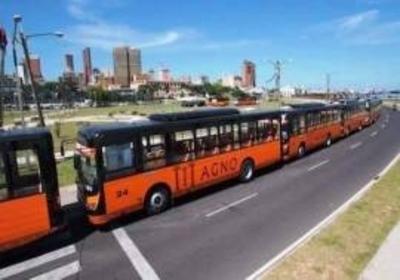 HOY / De peor línea a modelo de bus: aire, wifi, sin robos y retorna objetos olvidados