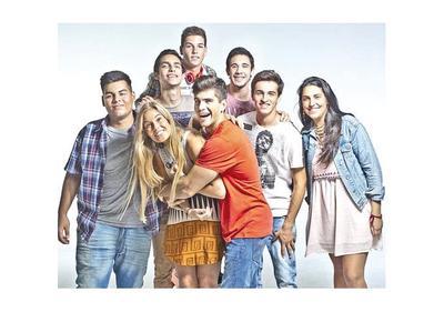 Rombai y Kchiporros llevan su cumbia pop a Rakiura, mañana