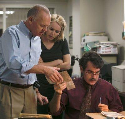 Cines locales proyectan hoy 6  filmes nominados al Oscar