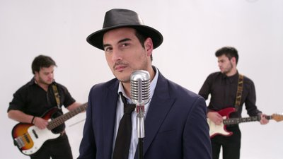 Pablo Benegas prepara un disco en vivo