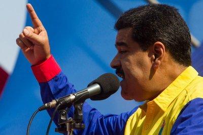 Maduro revela contraataque a plan que inició oposición para sacarlo del poder