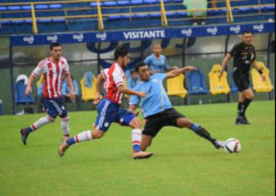 HOY / Sub 20 de Paraguay empata con Uruguay