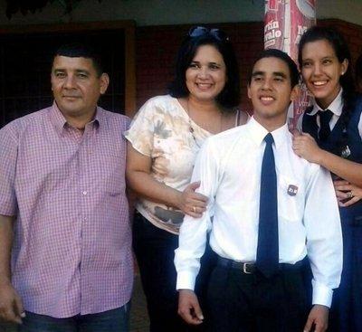 """Una familia """"ubicada"""" en la Justicia Electoral"""