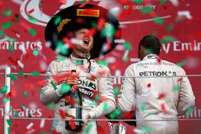 Rosberg refuerza su liderato en Bahréin con una nueva victoria