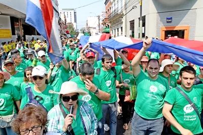 """Cavazzutti: """"No acompañamos porque no estamos de acuerdo con la manifestación"""""""