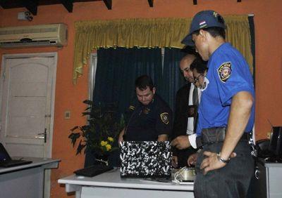 Evasión: prisión preventiva a contadores