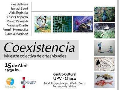Coexistencia, una muestra colectiva de arte visual