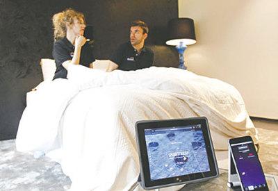 Increíble: crean colchón que detecta a infieles