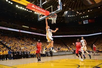 NBA: Golden State ganó y pone la serie 2-0 frente a Houston
