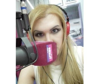 Alessa Serodio, la trans que quiere que reconozcan su identidad