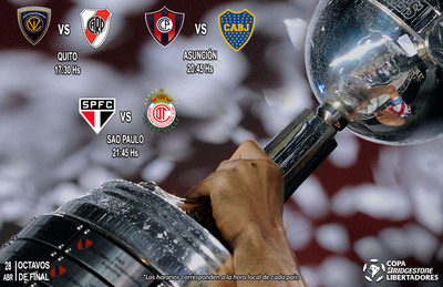 Cerro Porteño busca sacar ventaja ante Boca Juniors