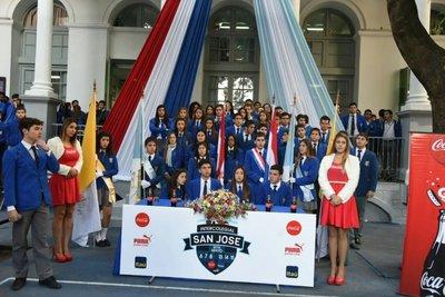 El San José presentó su fiesta deportiva