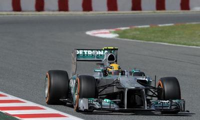 Hamilton el más rápido en los segundos ensayos libres del GP de Rusia