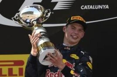 HOY / F1: Max Verstappen hace historia en España