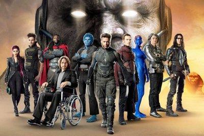 Los X-Men regresan hoy a los cines con más acción y  un nuevo  villano