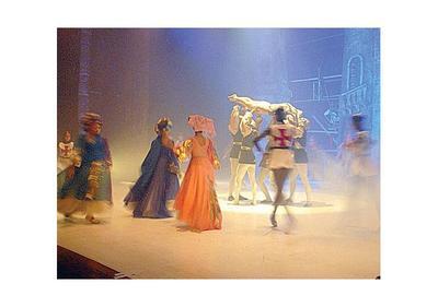El Ballet Municipal presenta dos funciones de  Francesco