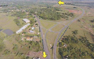 Analizan los cambios viales en Quiindy y en Paraguarí