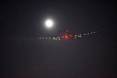 Solar Impulse 2 continúa su travesía de Estados Unidos