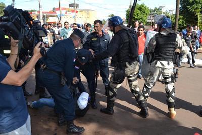 Piden cambio de jefe policial en Ciudad del Este