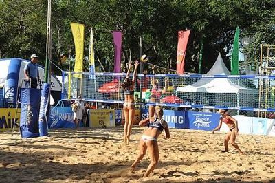 Bolivia y Argentina recibirán finales de Vóley de Playa