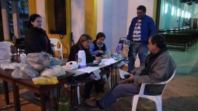 San Pedro: colecta para pagar deudas de la diócesis