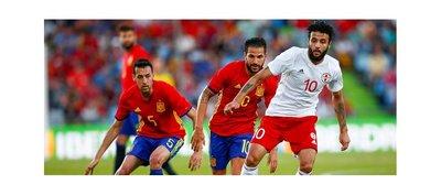 España decepciona camino al gran reto en Francia