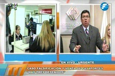De Vargas: Pérez Corradi debe ser capturado