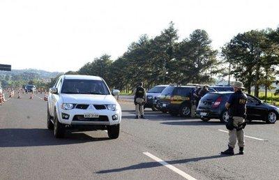 Brasil inicia fuerte control en la frontera