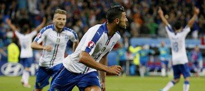 Italia supera a Bélgica y se coloca líder del grupo E