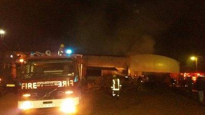 Yatytay: Controlan incendio en yerbatera