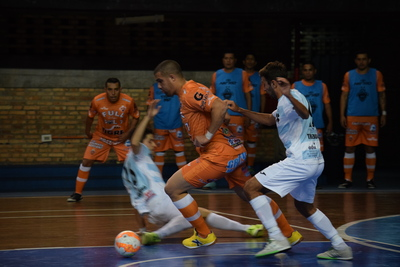 1° de Mayo sigue dando que hablar en la Libertadores de Futsal