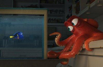 Cine: Buscando a Dory con Pixar