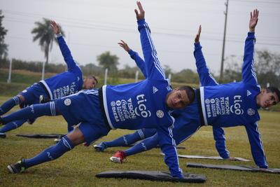 Amistosos vs. Chile: La Albirroja Sub 20 reinició hoy las actividades en Albiróga