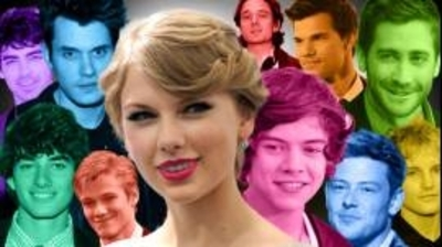 "El ""currículum amoroso"" de Taylor Swift: rupturas e inspiraciones"