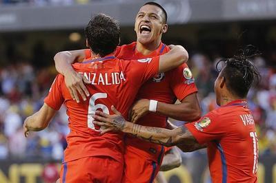 Chile gana y produce una secuela de la última final