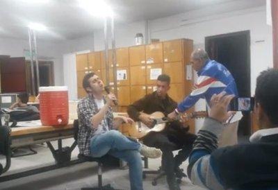 Viernes de peña con La Banda de Natalio Ruíz