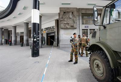 Dos detenidos en operación antiterrorista