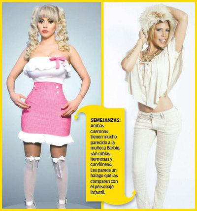 """Modelos se disputan por el título de """"La Barbie Paraguaya"""" a nivel internacional"""