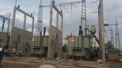 ANDE duplica disponibilidad de potencia en Cordillera
