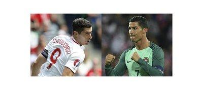 Por la semifinal: Ronaldo y Portugal frente a la solidez polaca