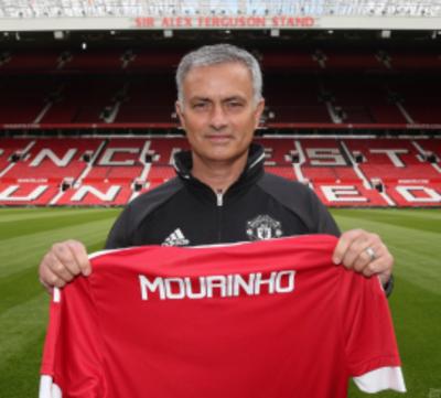 El nuevo jefe ya está en Old Trafford